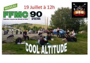 Cool Altitude : BBQ motards au Ballon d'Alsace